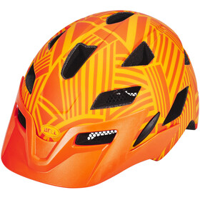 Bell Sidetrack Helmet Child matte tango/org